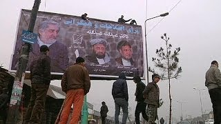 Afghanistan: Candidates start campaigning in presidential poll