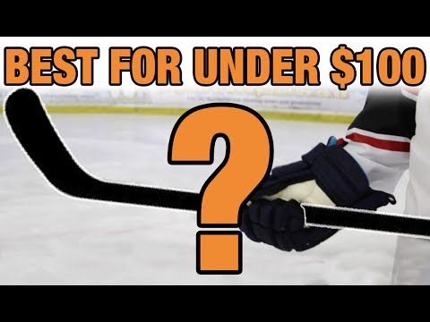what is the BEST hockey stick for under $100 dollars