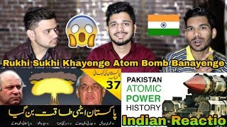 How PAKISTAN Become ATOMIC POWER |  History Of Pakistan Nuclear Power - M Bros
