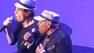 UNDER THE BOARDWALK MICK JAGGER AND AARON NEVILLE 50 & COUNTING