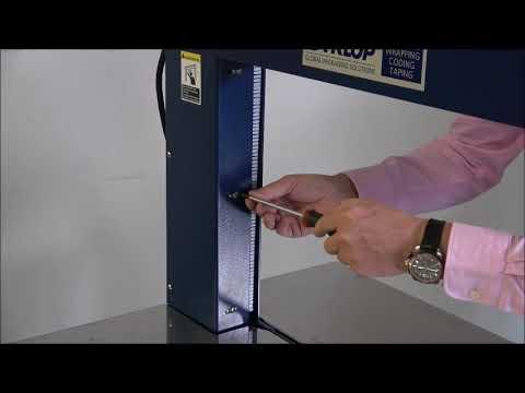 Ampag Speed: Change band frame width