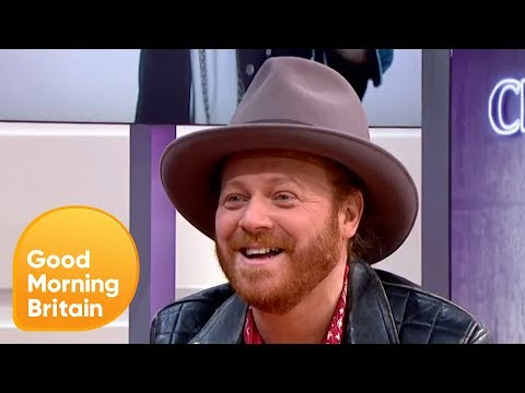 Keith Lemon Hints at Fearne Cotton's Replacement on Celebrity Juice | Good Morning Britain