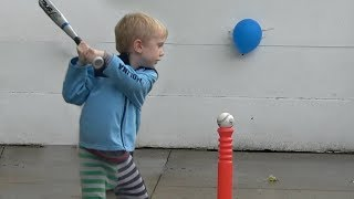 Balloon Popping Trick Shots | Thats Amazing