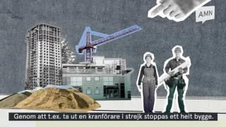 Arbetsmarknadsnytt förklarar: Konfliktreglerna