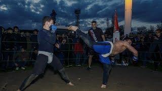Смертельный Удар Пяткой, Отличный бой !!!
