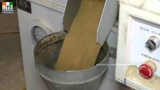 RICE MILL | RICE PROCESSING | 4K VIDEO | 4K ULTRA HD VIDEO street food