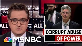 Chris Hayes On Bill Taylor's Damning Testimony Against President Donald Trump | All In | MSNBC