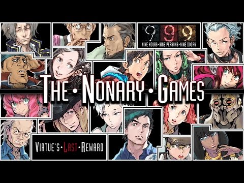 Zero Escape: The Nonary Games - Steam Trailer thumbnail