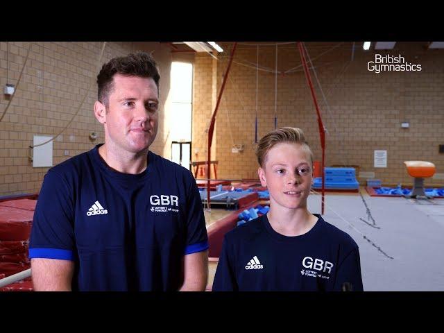 Meet The World Games team – acrobatic men's pair
