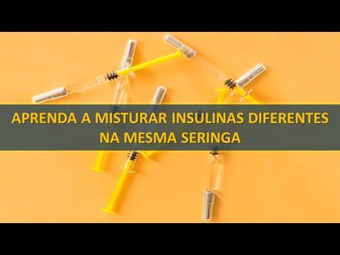 Seringas de insulina de 0,5