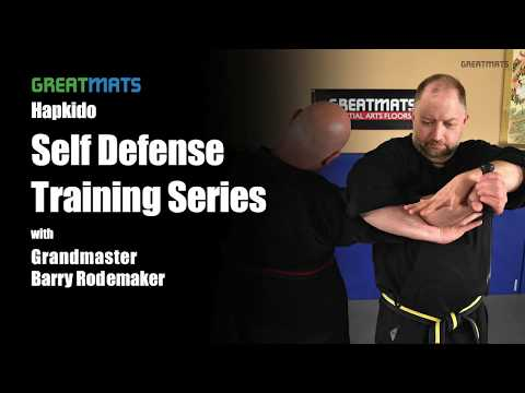 Tactical Hapkido Self Defense Training Series Introduction - YouTube