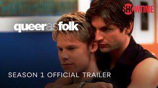 Queer As Folk Official Season 1 Trailer (Released in 2000)