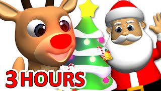 """Kids Christmas Songs"" 3 Hours 