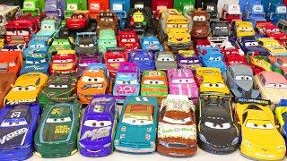 Машинки Тачки Новые Игрушки Дисней Гонщики Распаковка Мультики про Машинки Видео для Детей