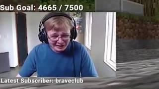 So I cried in a Minecraft tournament...