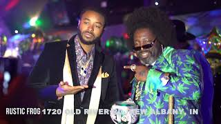 AFROMAN Presents 1st Annual Rappers Ball | Dress to Impress Contest