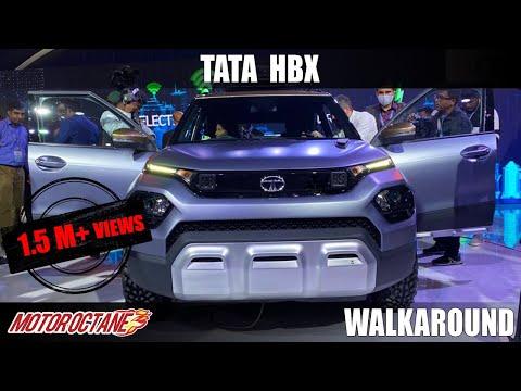 Download Tata HBX - Most Detailed Video | Hindi | Motoroctane HD Mp4 3GP Video and MP3