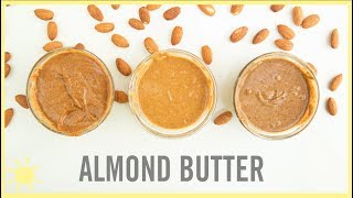 Resep Mudah Membuat Selai Almond dengan 3 Varian Rasa