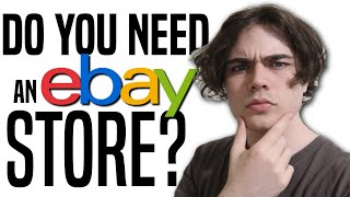 When to buy an ebay store