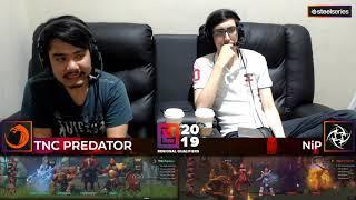 TNC Predator vs NiP Game 2 (Bo3) | Epicenter Major