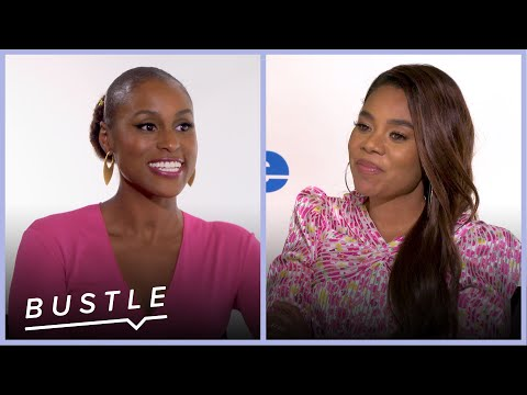 Issa Rae & Regina Hall Get Quizzed On '90s Slang | Bustle Cuts