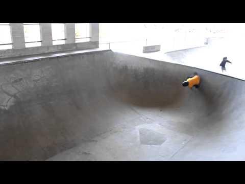 Chanel street skatepark