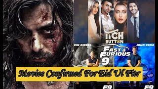 Exclusive: EPKs Confirmed List Of Eid Releases In Pakistan | Entertainment Pakistan