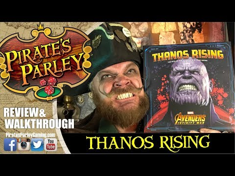 Thanos Rising - Review & Walkthrough (with pirates!)