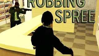 [LSRP] ROBBING SPREE! - James A. #12