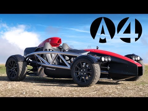 NEW 2019 Ariel Atom 4: Road Review - Carfection (4K) Mp3