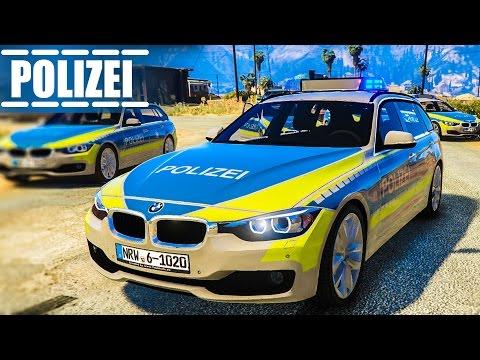 Ohne ANSCHNALLGURT gefahren? Kontrolle mit dem BMW!   Achtung: POLIZEI #6 GTA V LSPDFR deutsch