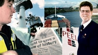 The north will rise again: the rebirth of the Manchester Ship Canal