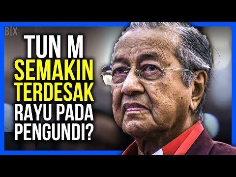 TUN M 'PUJUK' PENDUDUK HADIR CERAMAH MEGA PH