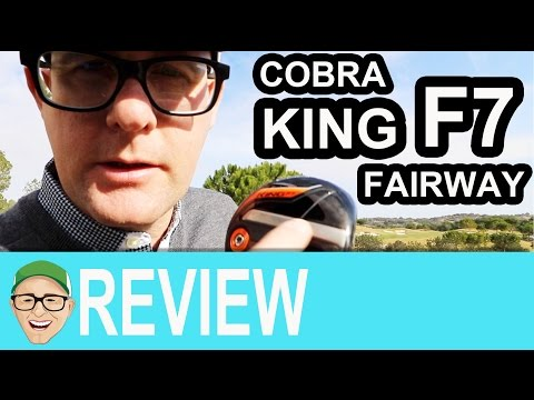COBRA KING F7 FAIRWAY