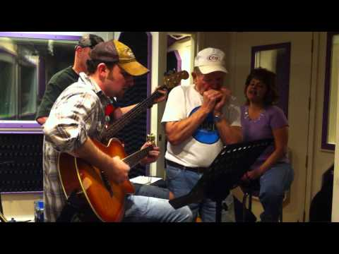 McCready Recording Session - Bourbon Highway & Kimberly Smoak 2013