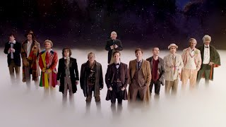 Twelve Doctors Stand Together | The Doctor Dreams | The Day of the Doctor