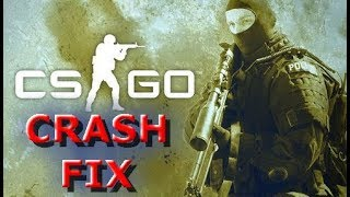 Kako popraviti CRASH/FREEZE (CS:GO)