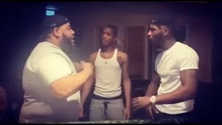 CHARLIE CLIPS, HITMAN HOLLA & SHOW OUT PLANNING THE HEIST FREESTYLE