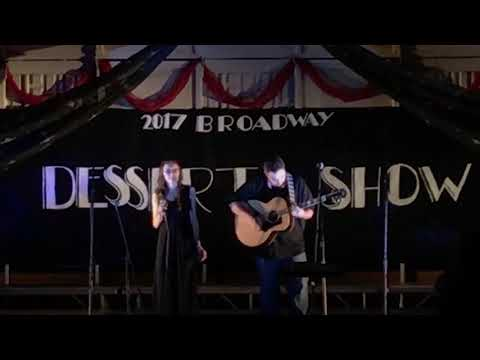Me on acoustic with my Daughter on vocals :)