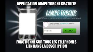 Application Lampe Torche   Décembre 2013   HD