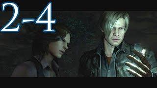 Resident Evil 6 - Campaña de Leon y Helena - Capítulo 2 - Parte 4