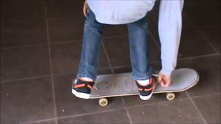 SkateNato Tutorial:  BS Pop Shove-it - Por Matheus