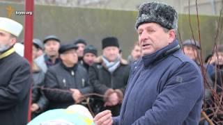 Ахтем Чийгоз на суде: «Напугать всех крымских татар не выйдет»