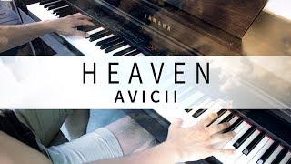 Avicii   Heaven (Samlight Piano Cover)