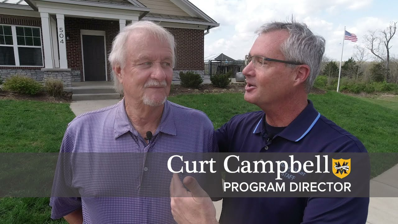 God is MOVing: Curt Campbell and Eddie Hutton