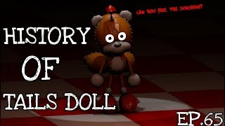 History Of Tails Doll Sonic R | Ep.65