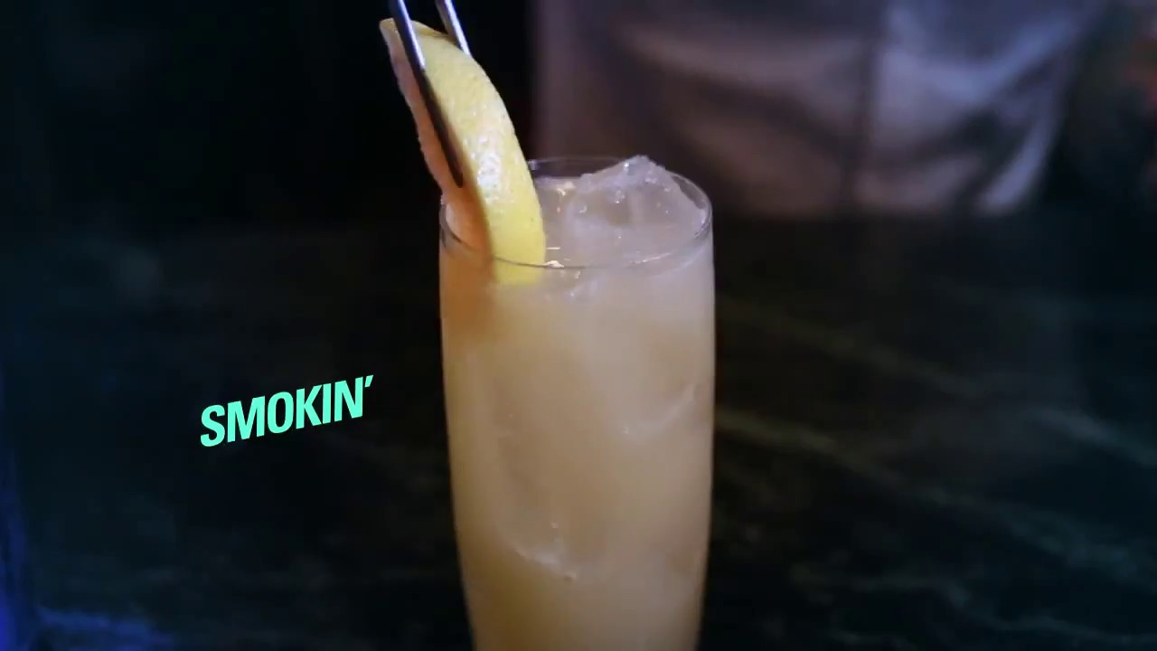 Smokin' by Ballantine's