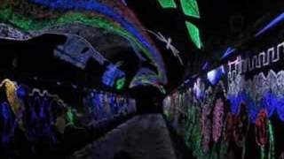 【山口県】トロッコで行くトンネルが、まるで銀河鉄道!?