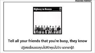 [ THAISUB ] NCT 127 – Highway To Heaven (English Ver.)