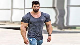Sergi Constance The Beast New Workout Motivation Video
